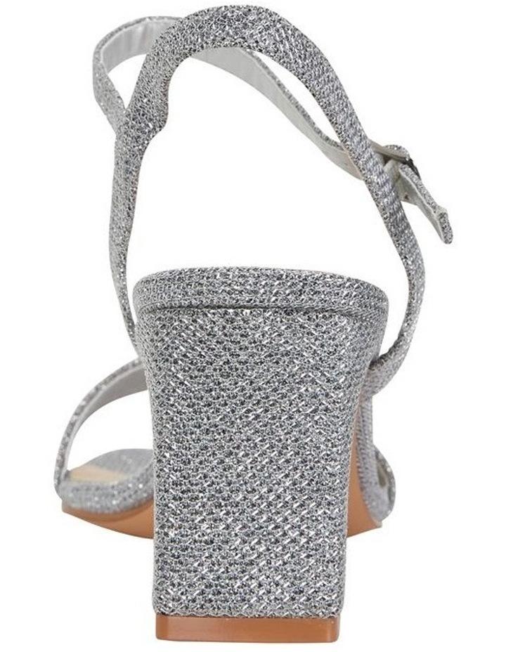 Unison Pewter Shimmer Sandals image 6