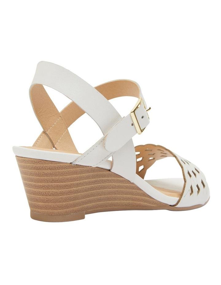 Callum White Glove Sandal image 4