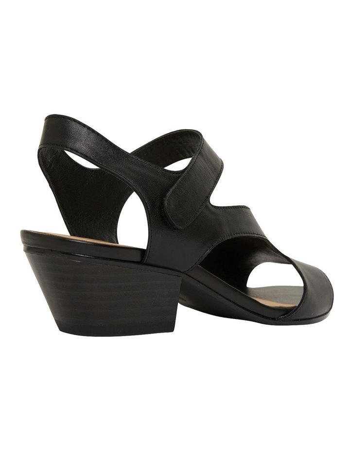 Venice Black Glove Sandal image 1