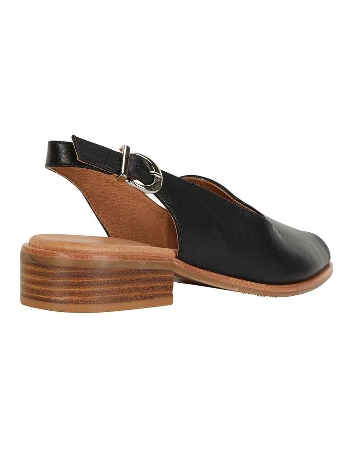 Delaney Black Glove Sandals image 4