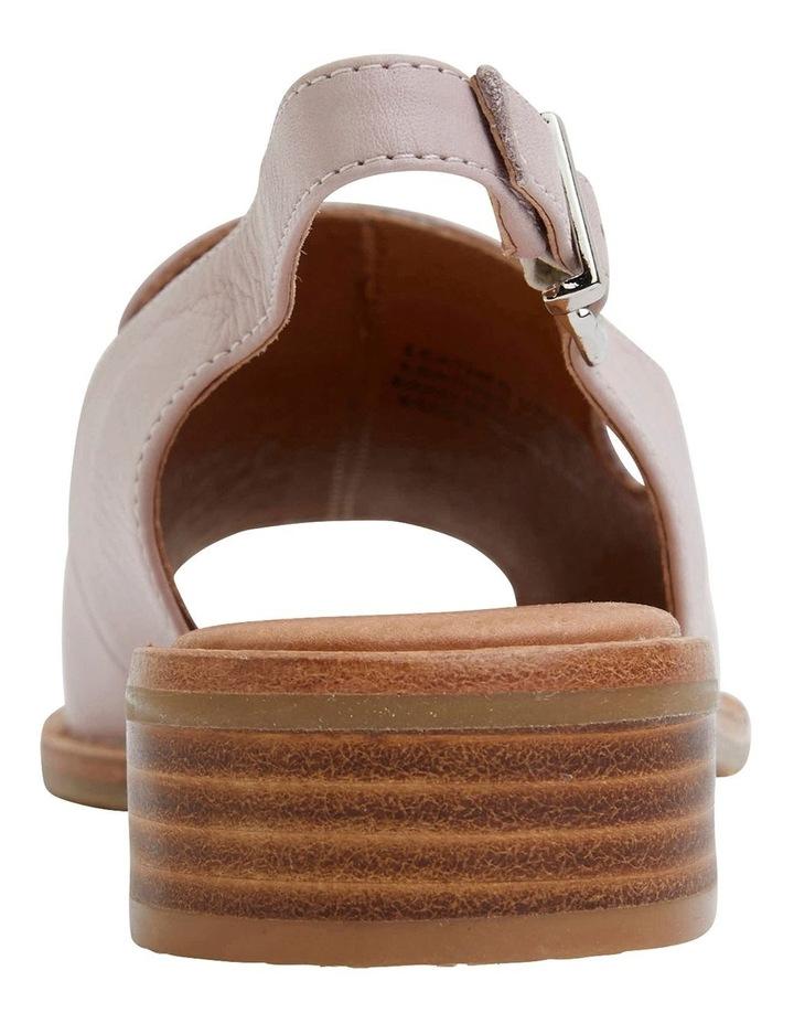 Delaney Nude Glove Sandals image 6