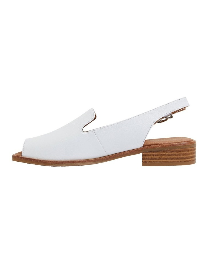 Delaney White Glove Sandals image 3