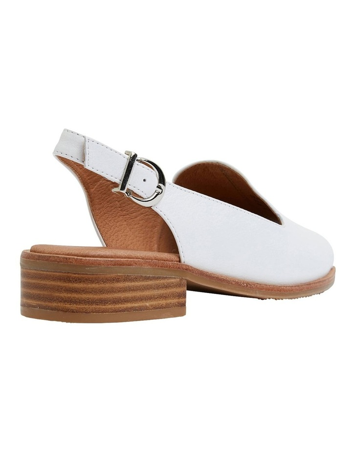 Delaney White Glove Sandals image 4