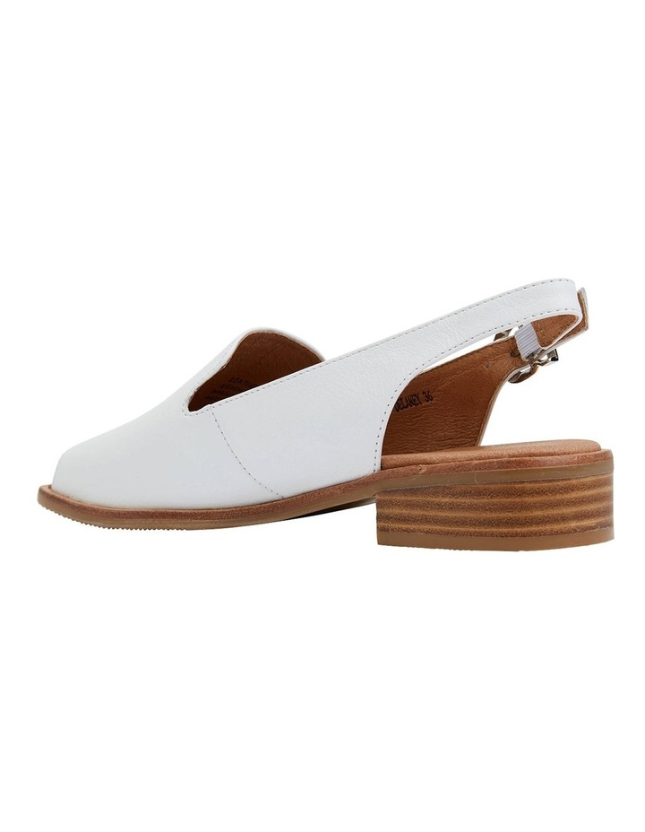 Delaney White Glove Sandals image 5