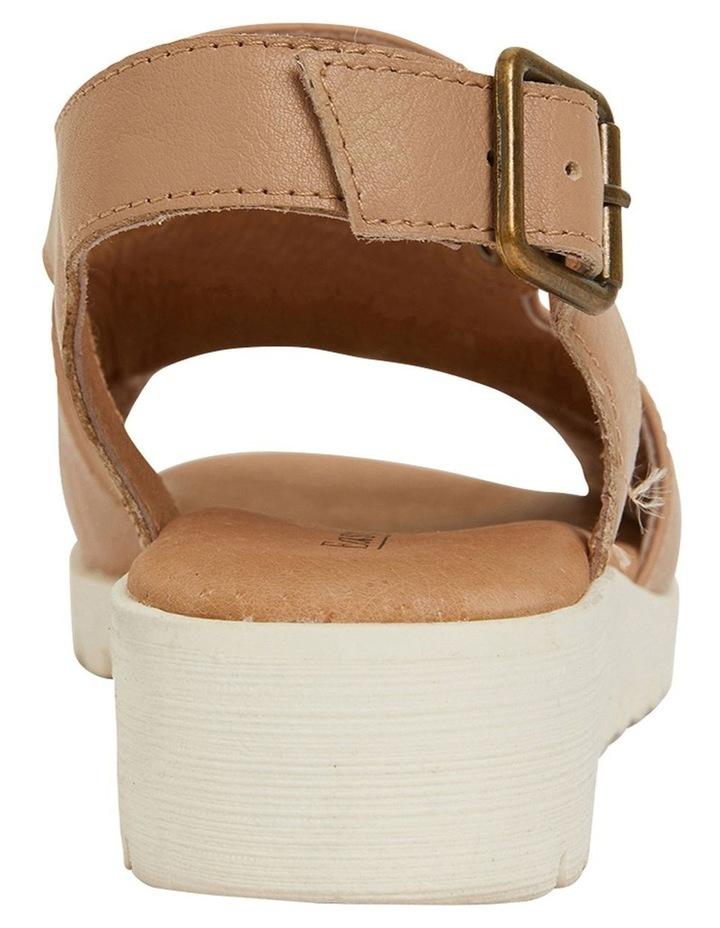 Gelato Camel Glove Sandals image 7