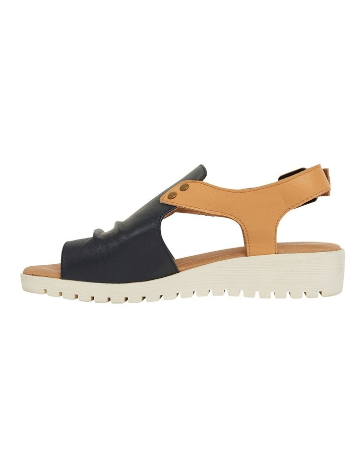 Gelato Navy/Tan Glove Sandals image 3