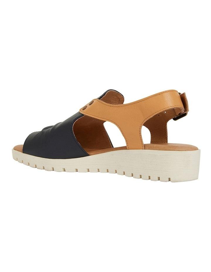 Gelato Navy/Tan Glove Sandals image 4