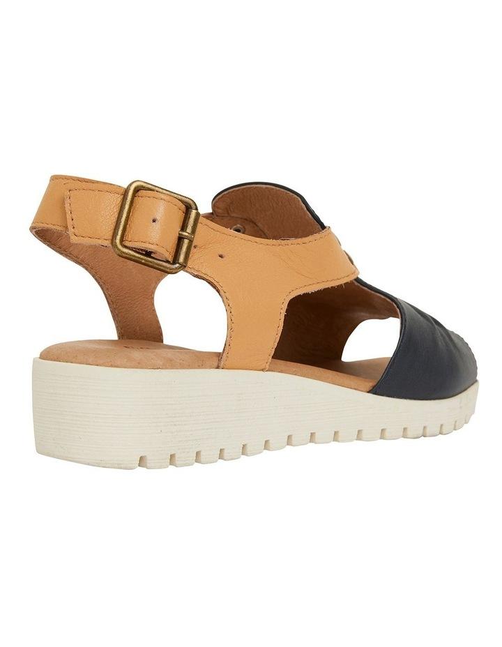 Gelato Navy/Tan Glove Sandals image 5