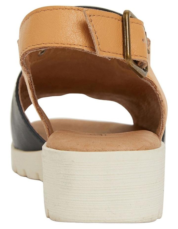 Gelato Navy/Tan Glove Sandals image 6