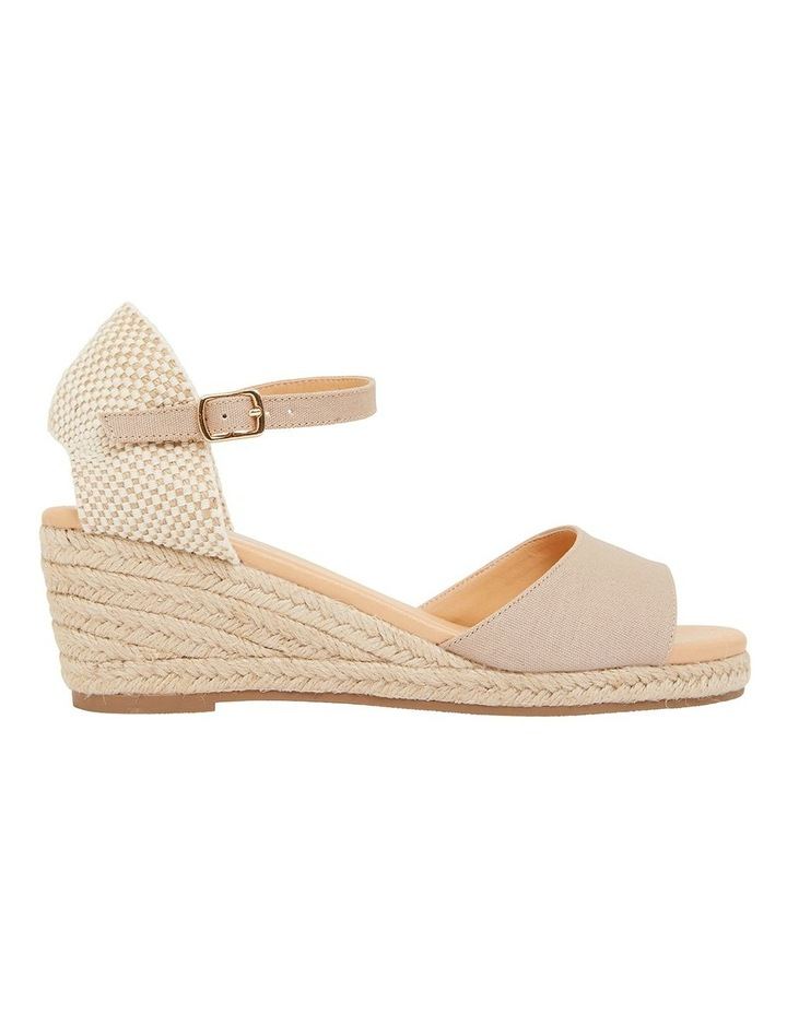 Scout Natural Fabric Sandals image 1