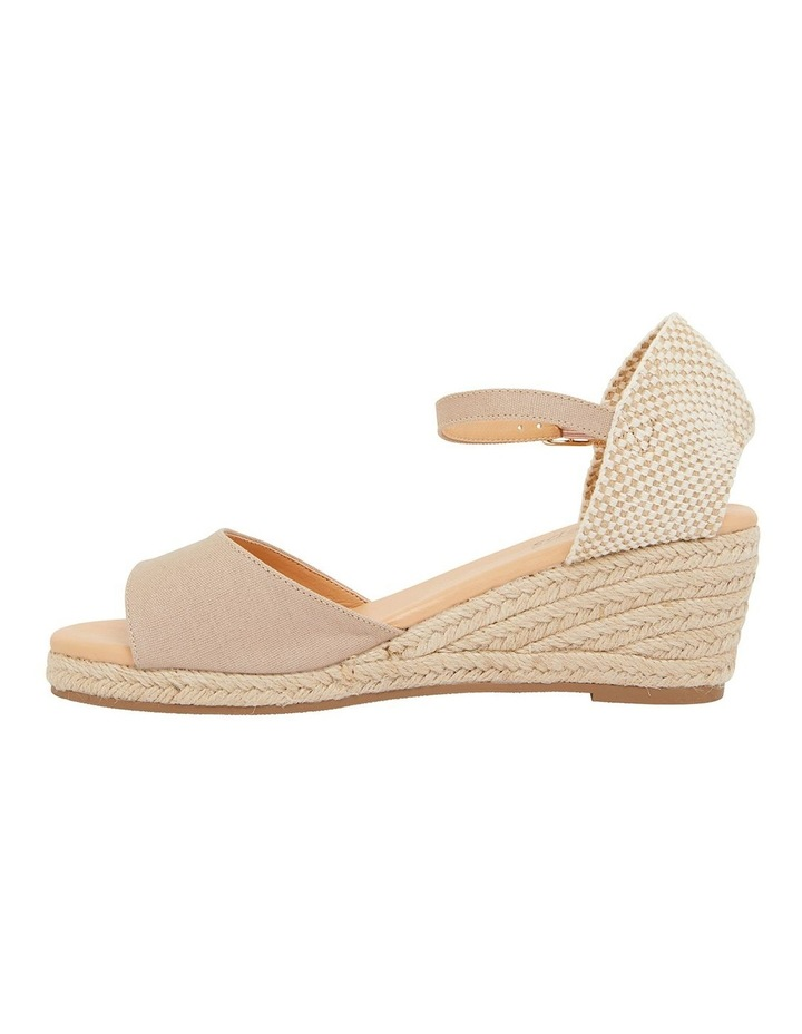 Scout Natural Fabric Sandals image 2