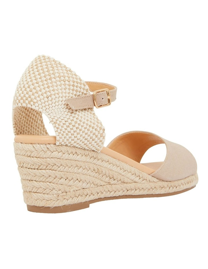 Scout Natural Fabric Sandals image 3