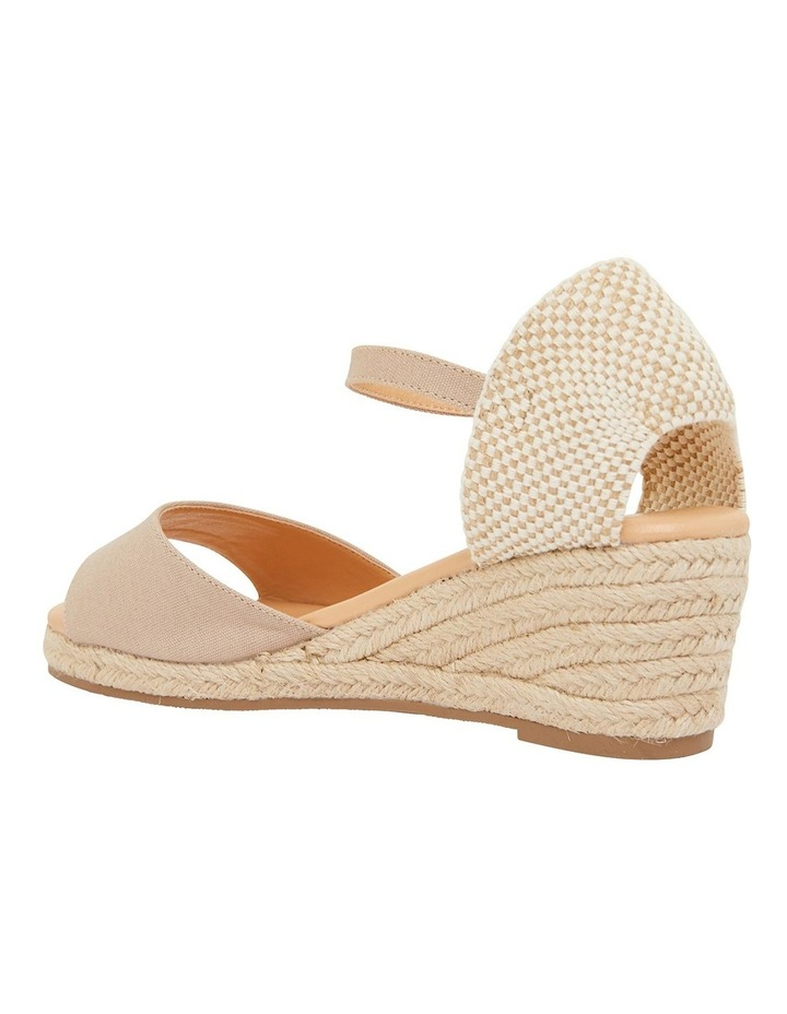 Scout Natural Fabric Sandals image 4