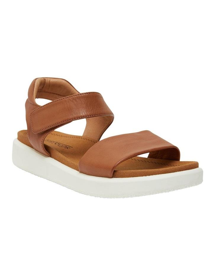 Falcon Tan Glove Sandals image 2