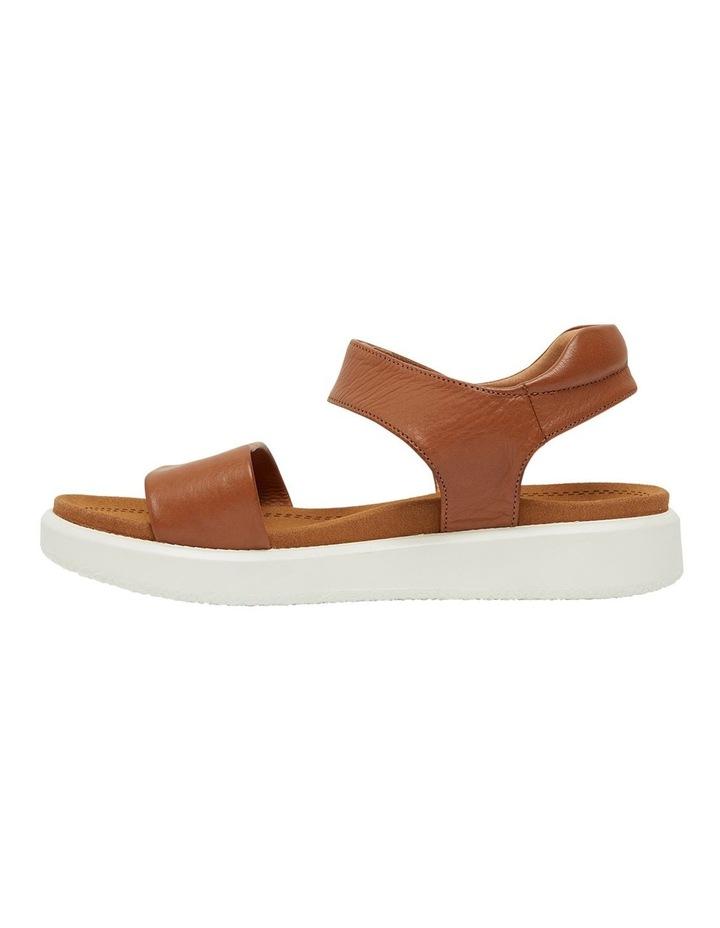 Falcon Tan Glove Sandals image 3