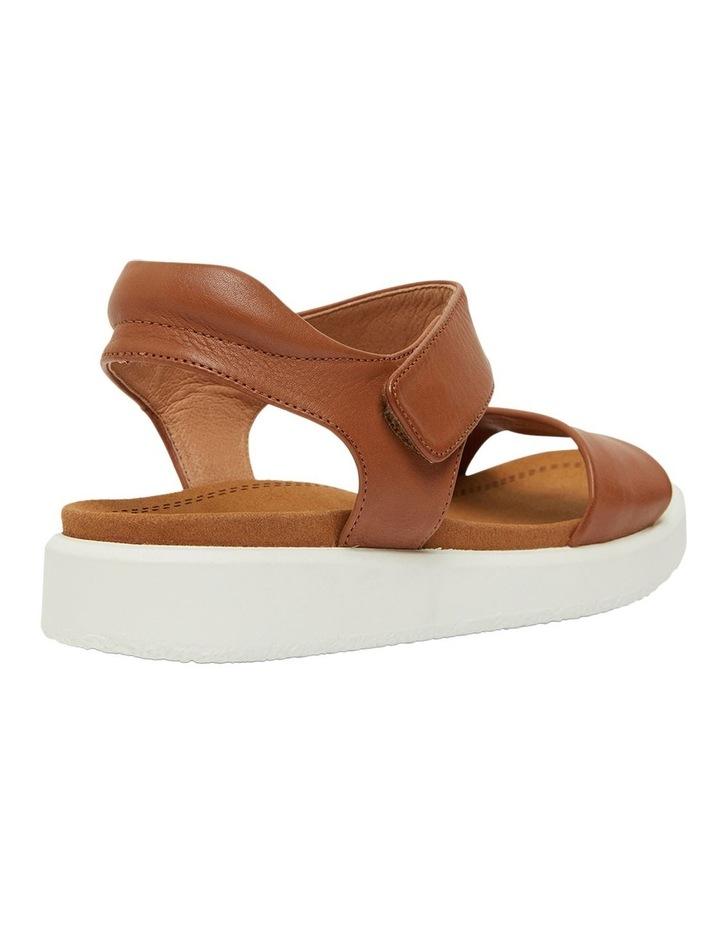 Falcon Tan Glove Sandals image 4