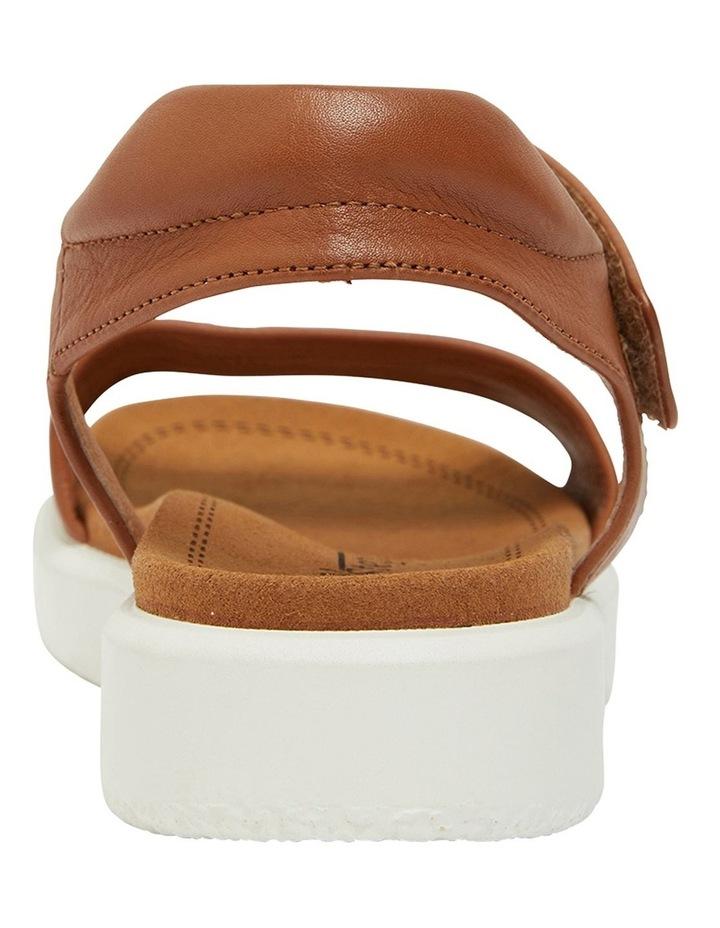 Falcon Tan Glove Sandals image 5