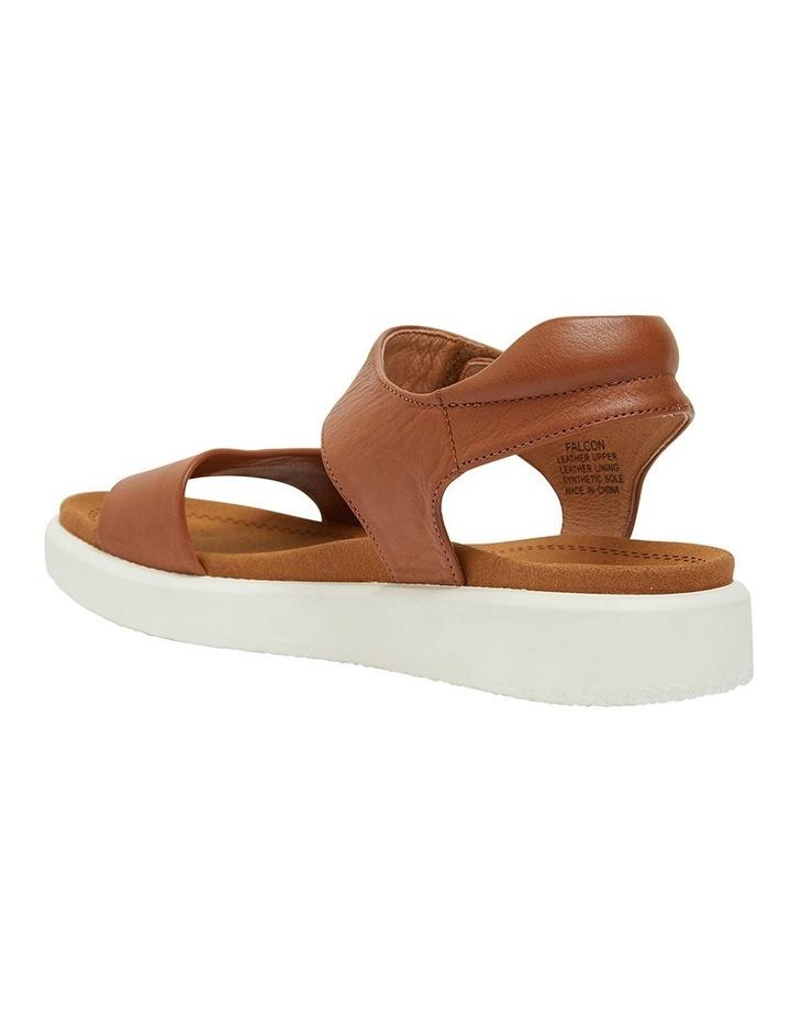 Falcon Tan Glove Sandals image 6