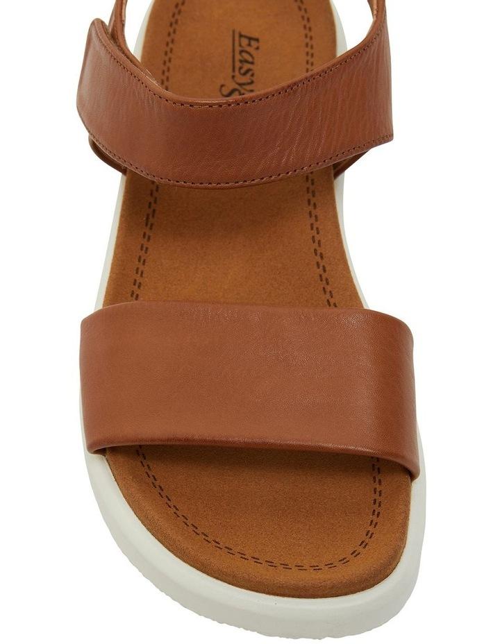Falcon Tan Glove Sandals image 7