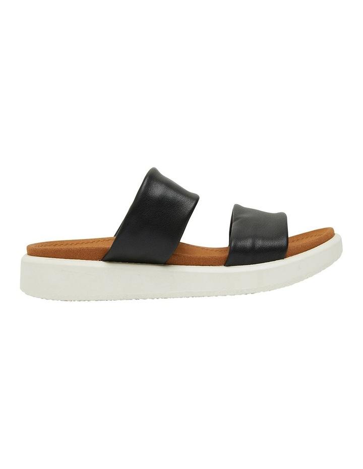 Fleet Black Glove Sandals image 1