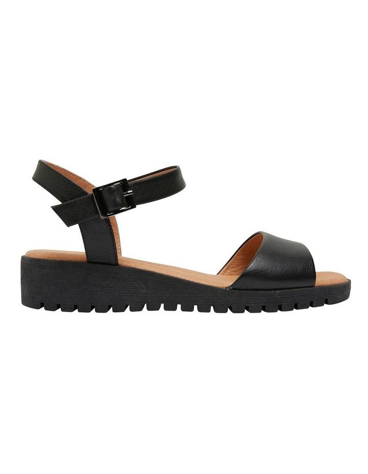 Georgie Black Glove Sandals image 1