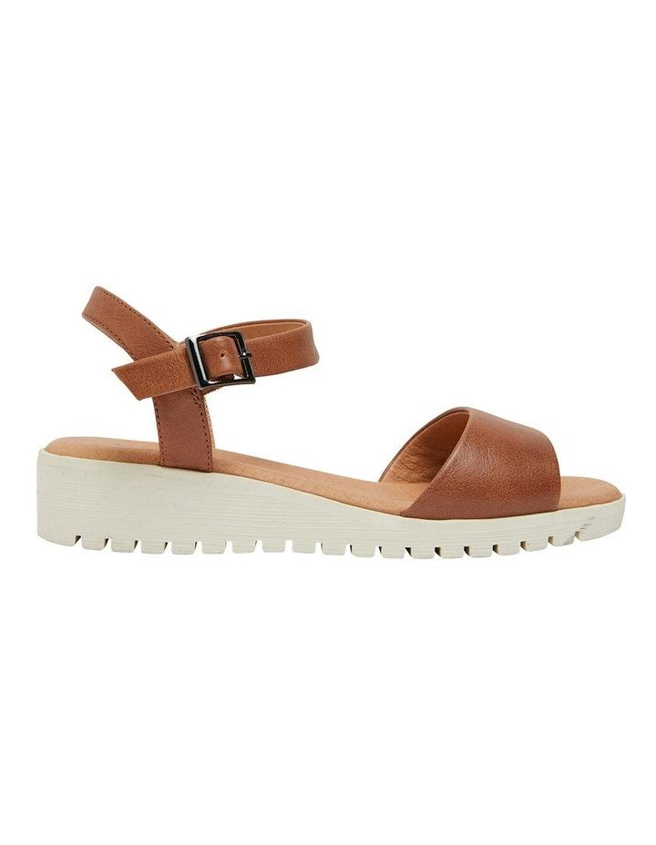 Georgie Tan Glove Sandals image 1
