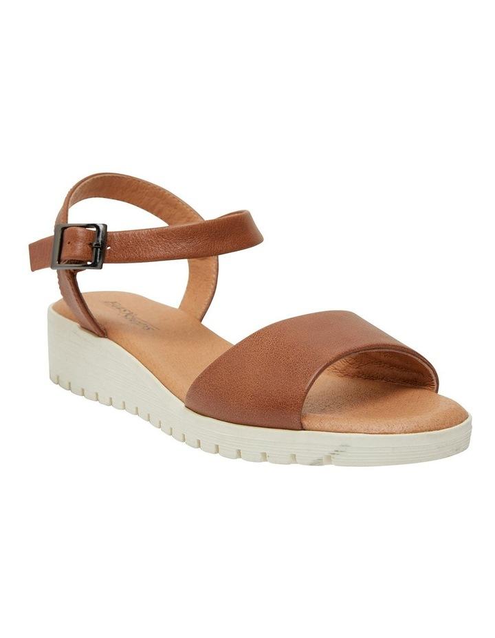 Georgie Tan Glove Sandals image 2