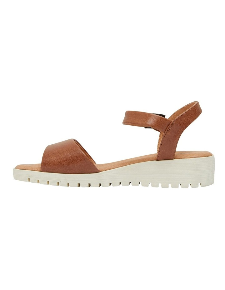 Georgie Tan Glove Sandals image 3
