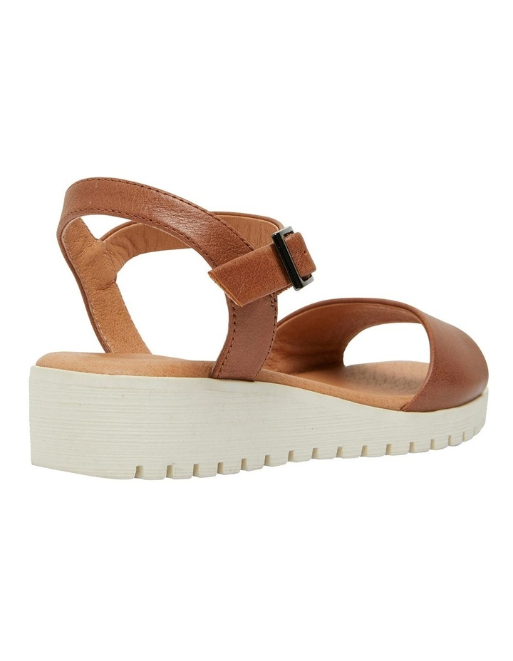 Georgie Tan Glove Sandals image 4