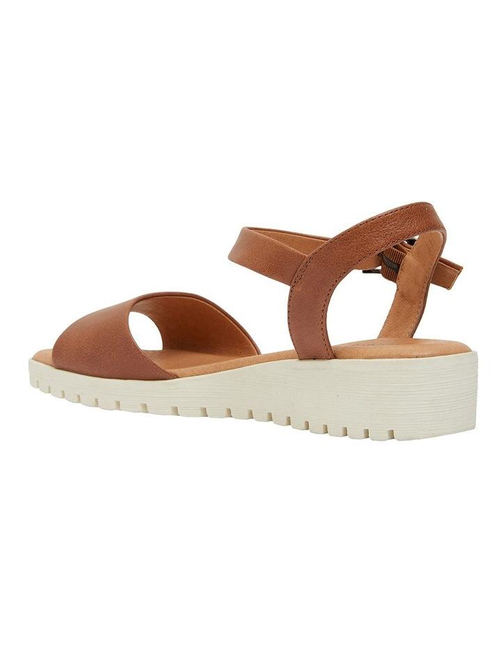 Georgie Tan Glove Sandals image 5