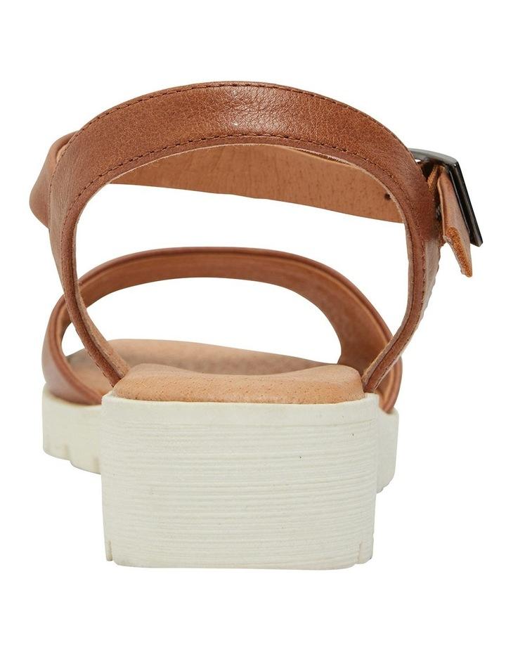 Georgie Tan Glove Sandals image 6