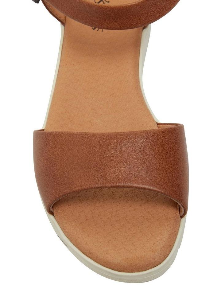 Georgie Tan Glove Sandals image 7