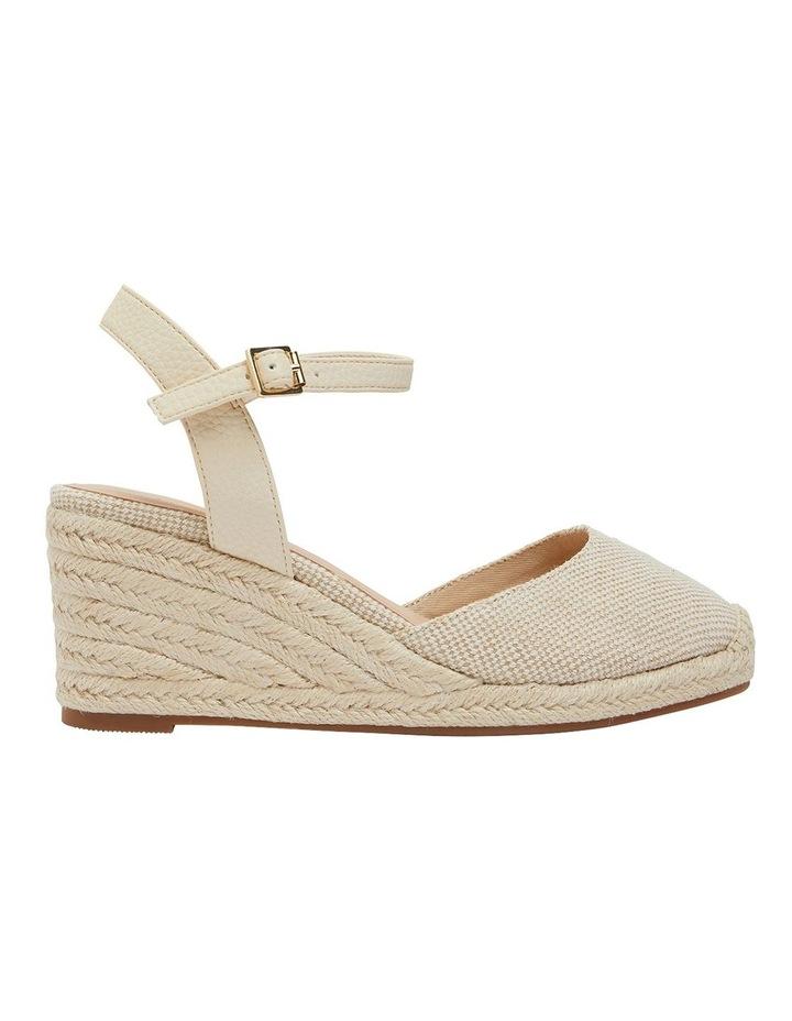 Santos Natural Fabric Sandals image 1