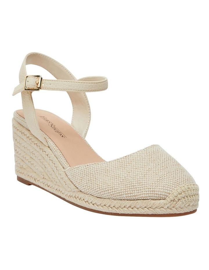 Santos Natural Fabric Sandals image 2