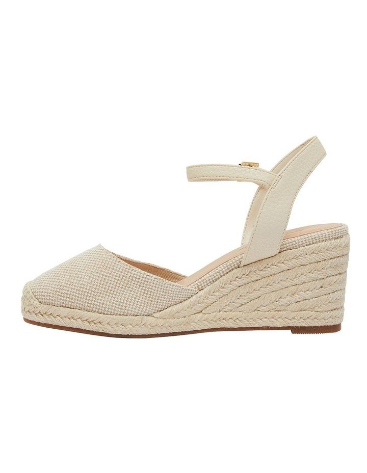 Santos Natural Fabric Sandals image 3