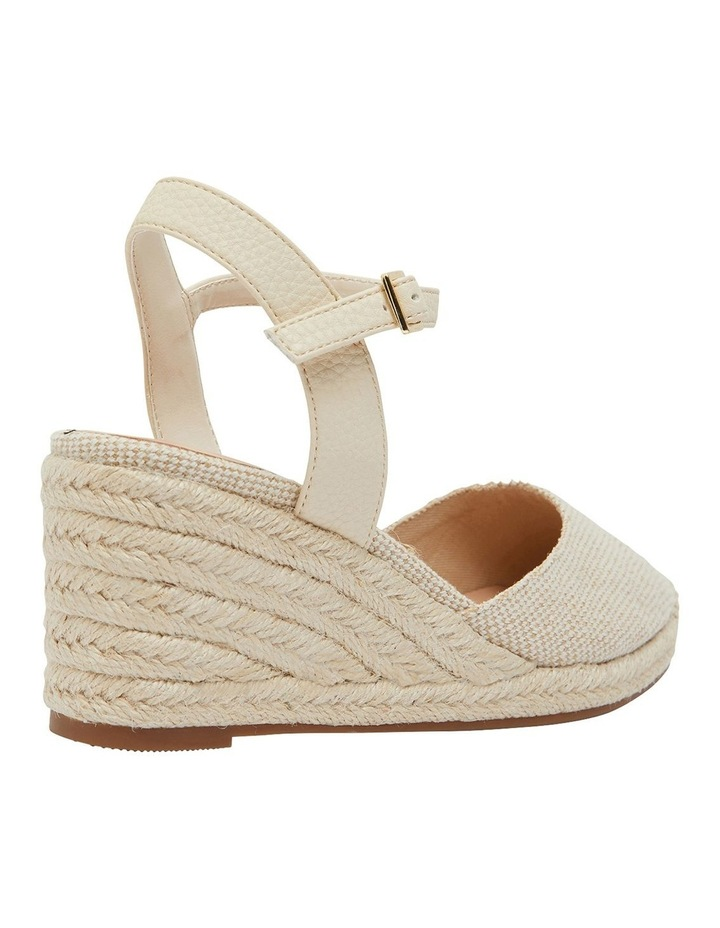 Santos Natural Fabric Sandals image 4
