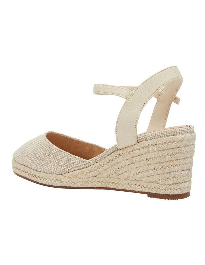 Santos Natural Fabric Sandals image 5