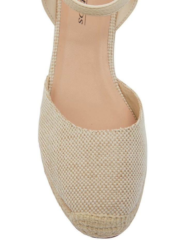 Santos Natural Fabric Sandals image 7