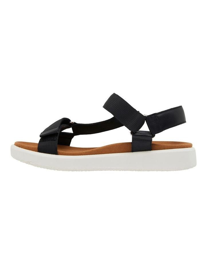 Farrow Black Fabric Sandals image 3