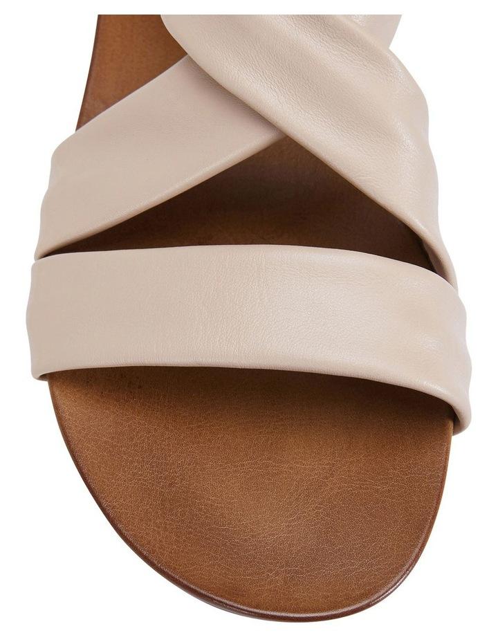 Abel Nude Glove Sandals image 6