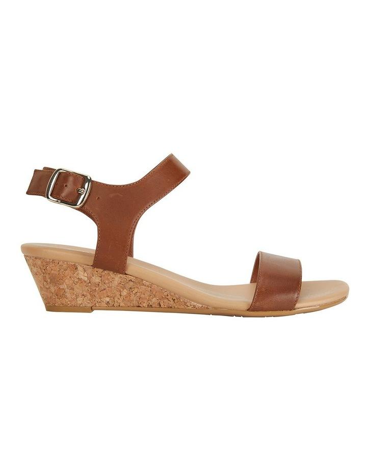 Cable Cognac Glove Sandals image 1