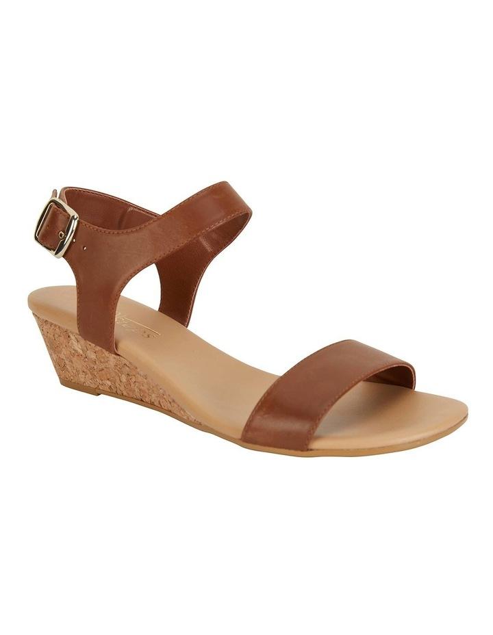 Cable Cognac Glove Sandals image 2
