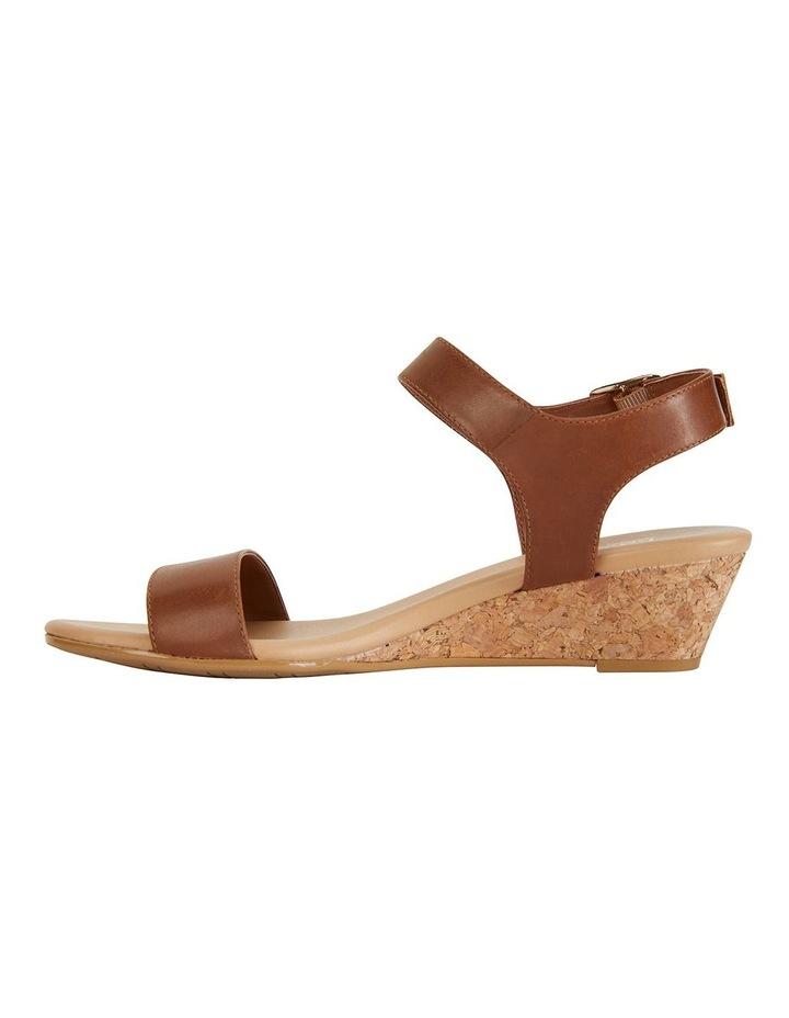 Cable Cognac Glove Sandals image 3