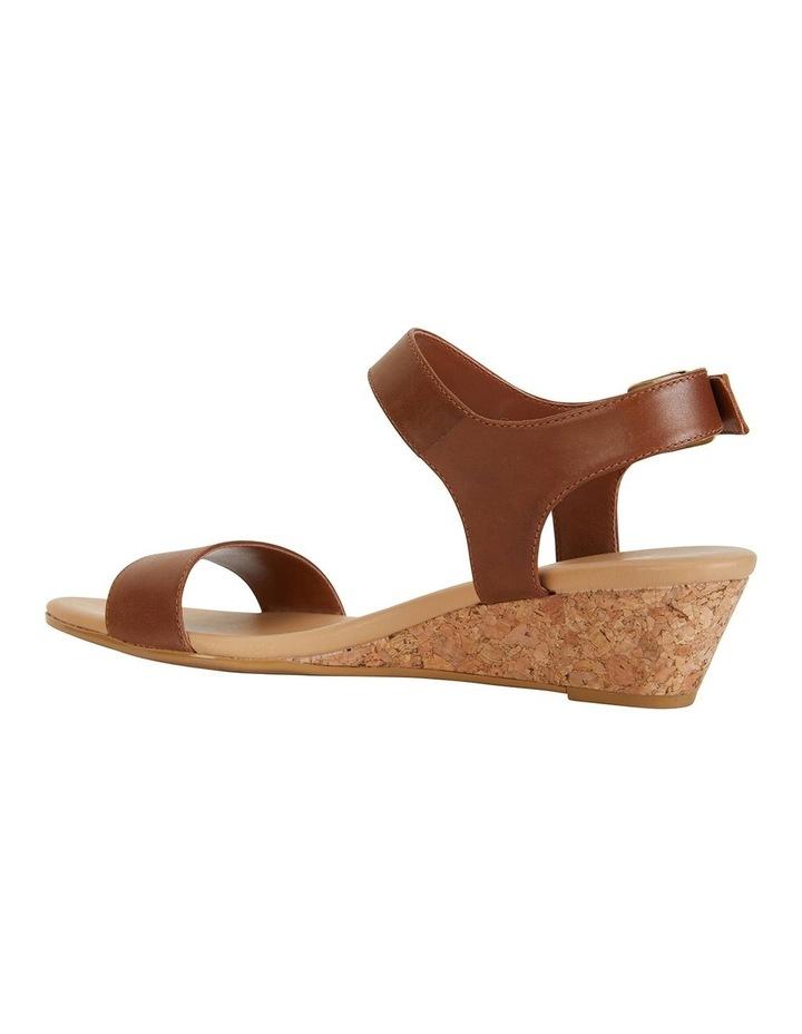 Cable Cognac Glove Sandals image 5