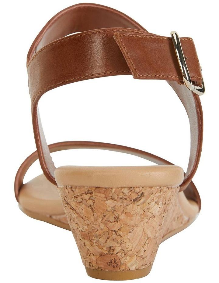 Cable Cognac Glove Sandals image 6