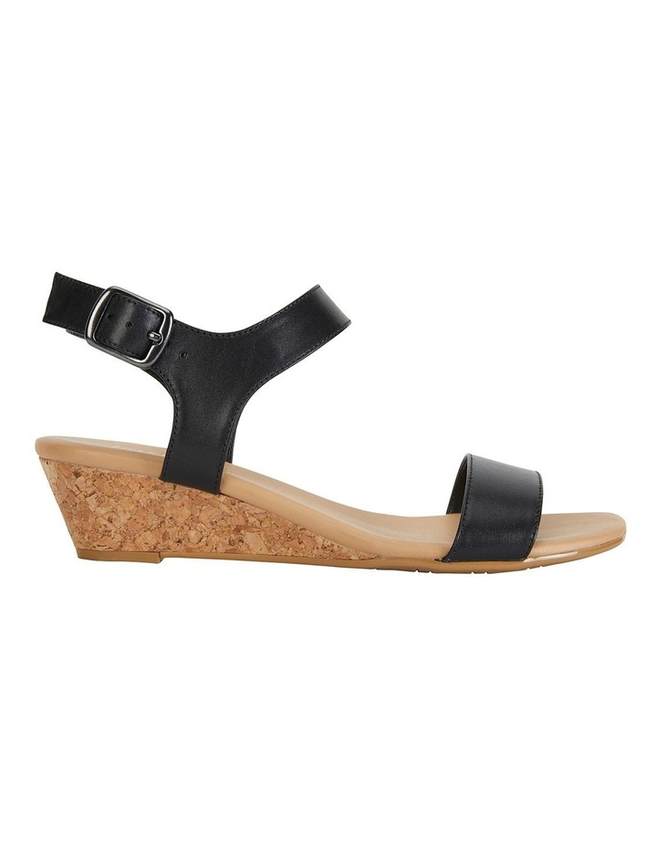 Cable Black Glove Sandals image 1