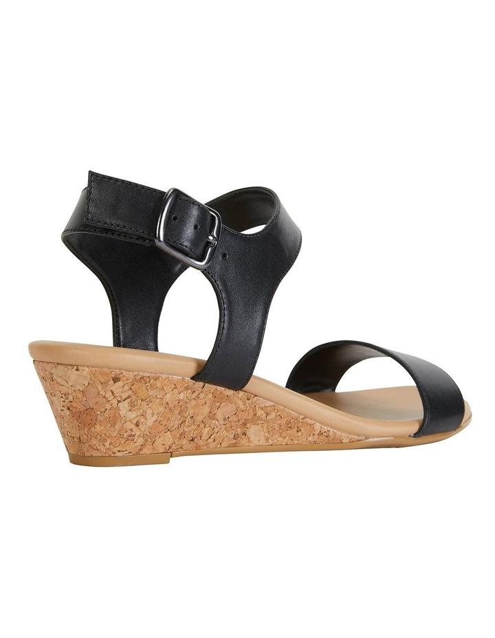 Cable Black Glove Sandals image 4