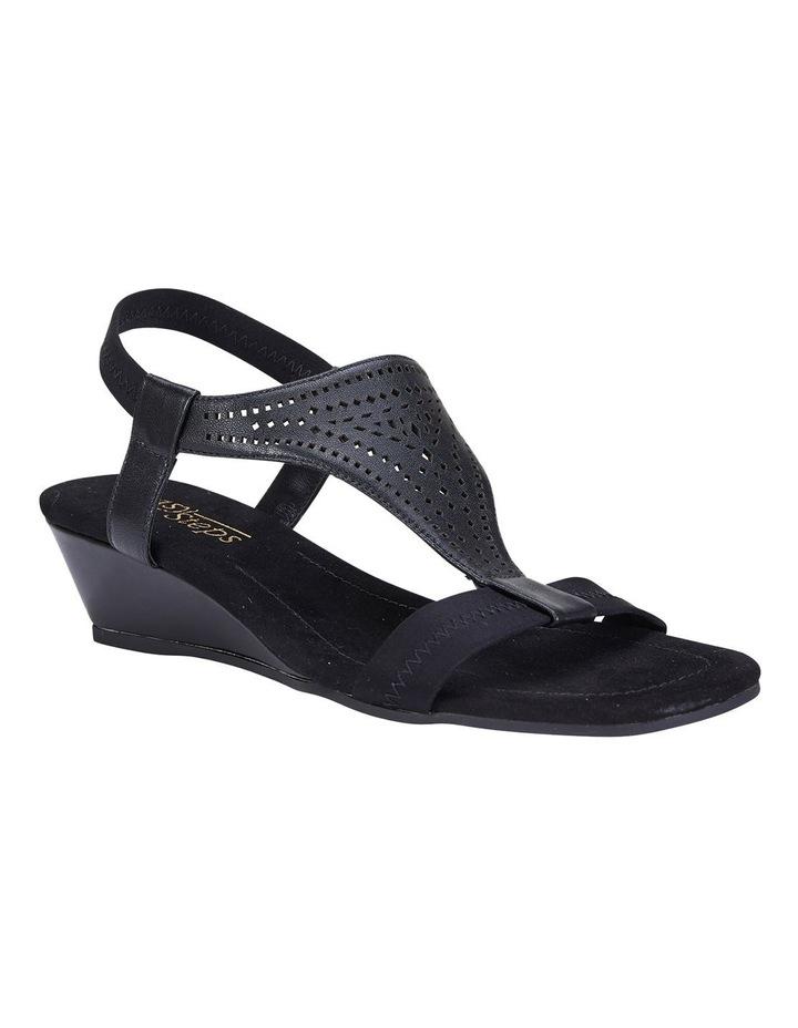 Casino Black Glove Sandals image 2