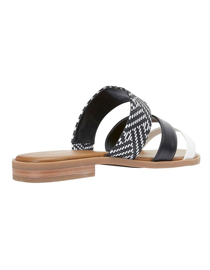 Egypt Black Multi Sandals image 4