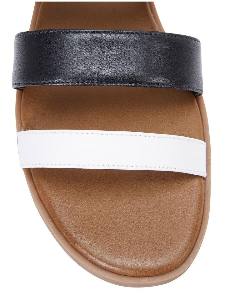 Egypt Black Multi Sandals image 6